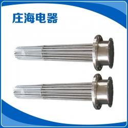 可控温法兰式电热管